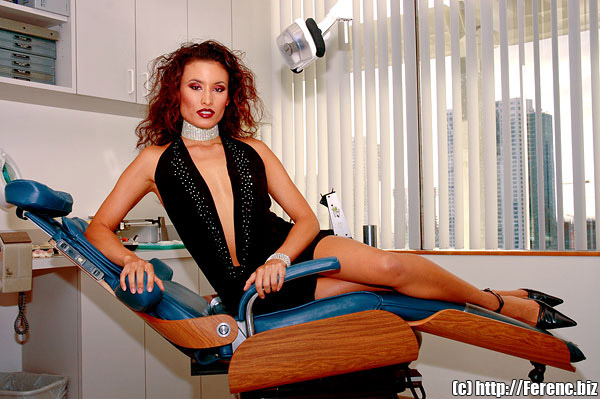 sexy female dentist pictures