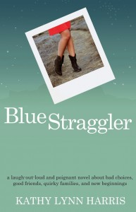 Blue Straggler, a novel by Kathy Lynn Harris