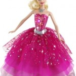 This is Barbie. (photo from Mattel)