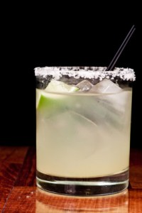 tequila Margarita on the rocks