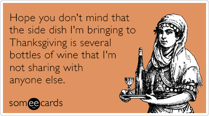 thanksgiving funny ecard